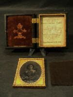 Great Double Image Ambrotypes in Union Case   eBay