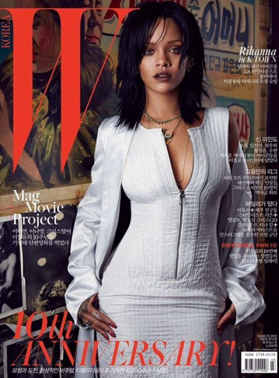 Rihanna : W Korea (March 2015) photo Rihanna-x-W-Korea-Magazine-March-2015-10.jpg