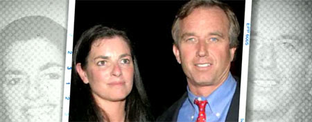 Mary Kennedy and Robert F. Kennedy Jr. (GMA)