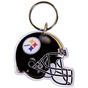 Pittsburgh Steelers NFL Helmet Acrylic Key Ring Keychain  eBay