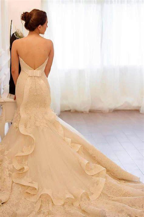 Hot ! Sale Lace Wedding Dress Mermaid Wedding Dress 2014