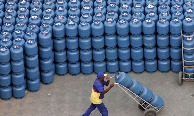 Gás de cozinha no Ceará chega a R$ 115 após um mês de altas consecutivas
