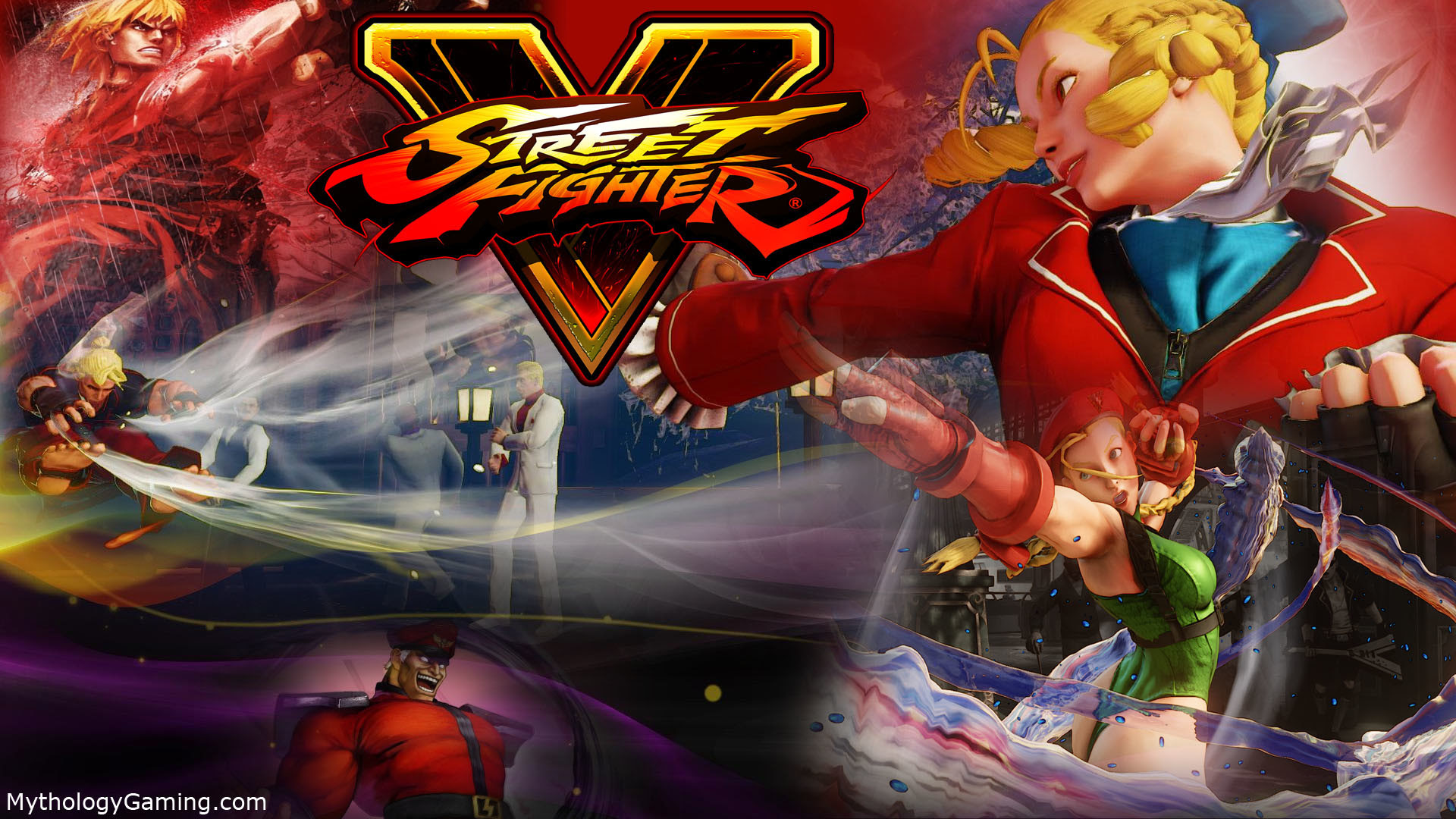 Street Fighter 5 Wallpapers 59 Images