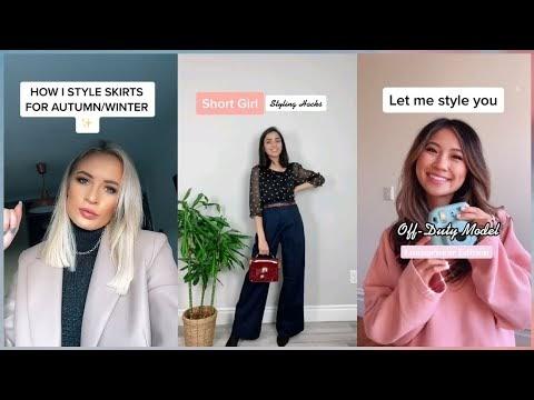 Styling tips for girls tiktok compilation