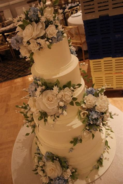 Sylvia Weinstock Cake   Cakes! Wedding Bold and Beautiful