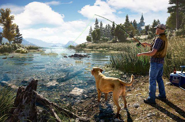 لعبة Far Cry 5 قابلة للتحميل مع الكثير من التفاصيل