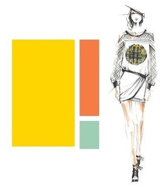 Spring 2014 Pantone Colors Report