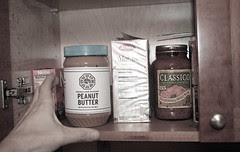 LOST Dharma Peanut Butter