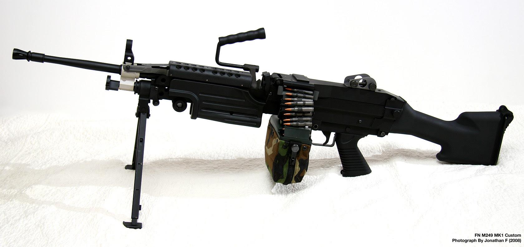 M249 - Airsoft Canada