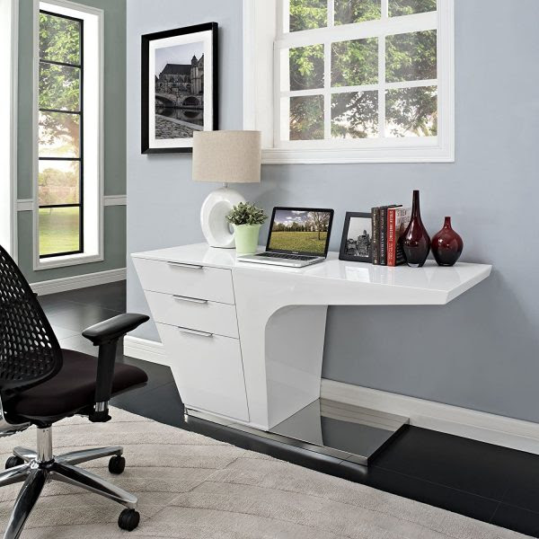 50 Modern Home Office Desks For Your Workspace