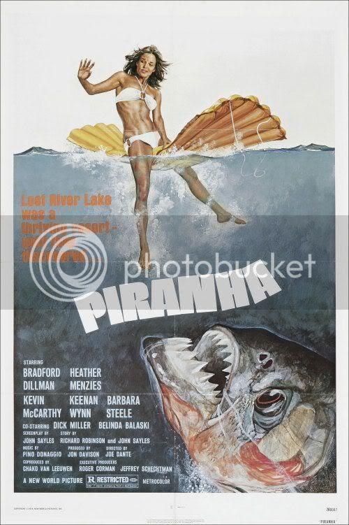piranha.jpg Piranha (1978) image by tabsman