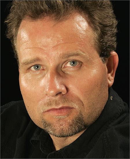 Журналист и политолог Майкл Андерсен (Дания)