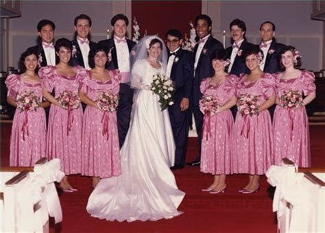 17 Best images about 1980's Wedding Inspiration on