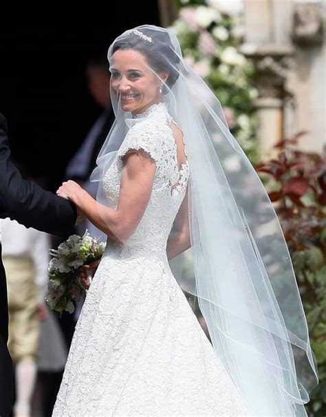 Pippa Middleton Wedding Dress: All the Photos! All the