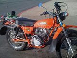 1977 Honda Trail 125- 241 miles only!
