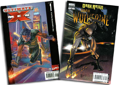 Ultimate X-Men #1/Dark Wolverine #75