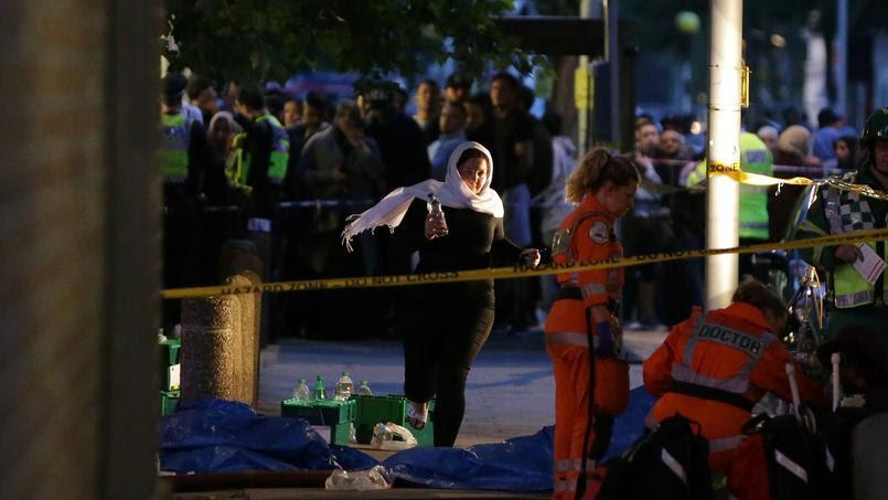 Une vingtaine d'ambulances ont été envoyées sur place.