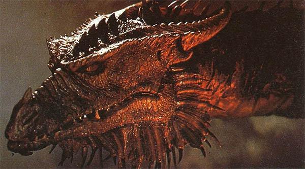 Vermithrax (El Dragón del Lago de Fuego)