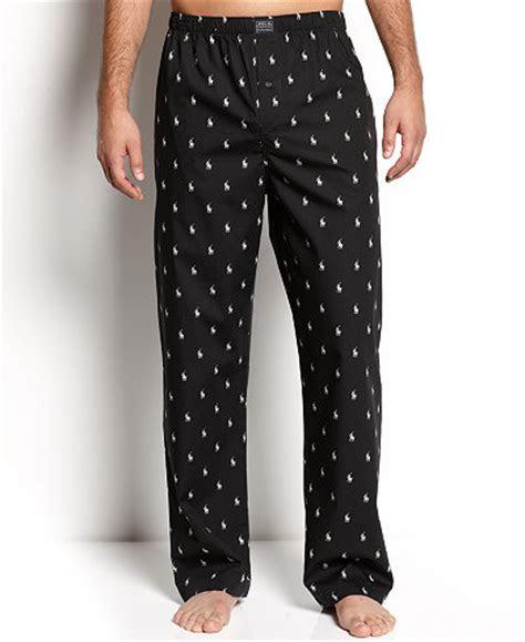 Polo Ralph Lauren Men's Polo Player Pajama Pants   Pajamas