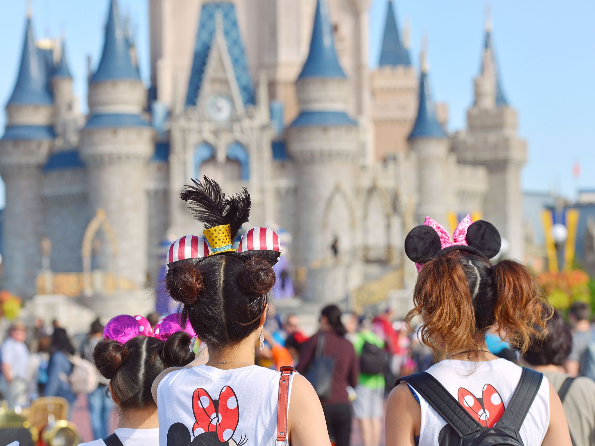 How to Visit Walt Disney World Like a Pro  Photos  Cond
