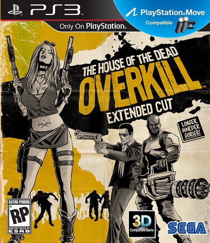 The House of the Dead: OVERKILL Extended Cut Pack Front