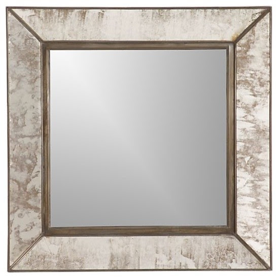 Dubois Mirror - traditional - mirrors - - by Crate&Barrel