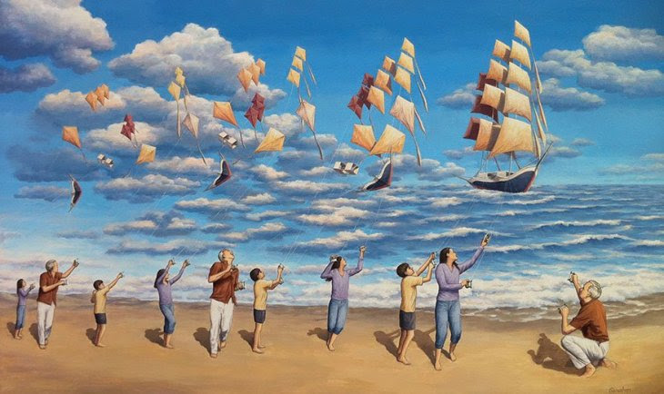 magic-realism-paintings-rob-gonsalves-16__880