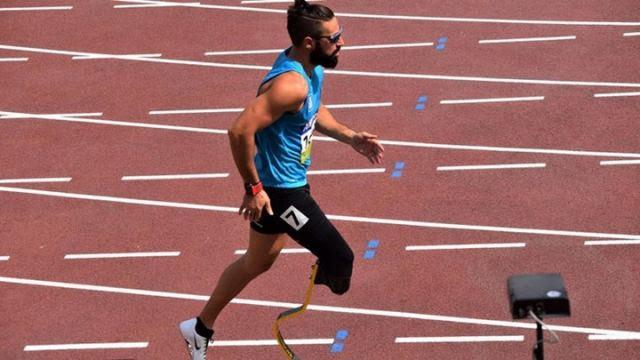 Ασημένιος ο Μιχάλης Σείτης στα 200μ. του Παγκοσμίου Πρωταθλήματος Στίβου