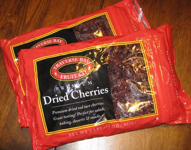 dried cherries