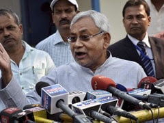 Nitish Kumar To Take Part In 13th Convention Of Nepali Congress