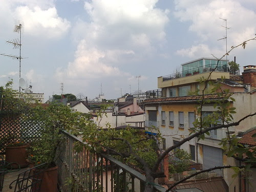 Panoramica da Montenapoleone by durishti