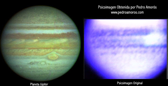 Psicoimagen de Júpiter - www.pedroamoros.com