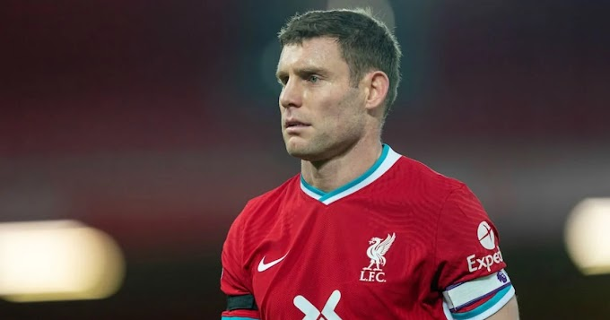 James Milner: 'It was poor performance. Pretty flat'