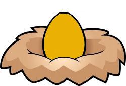ovo de ouro