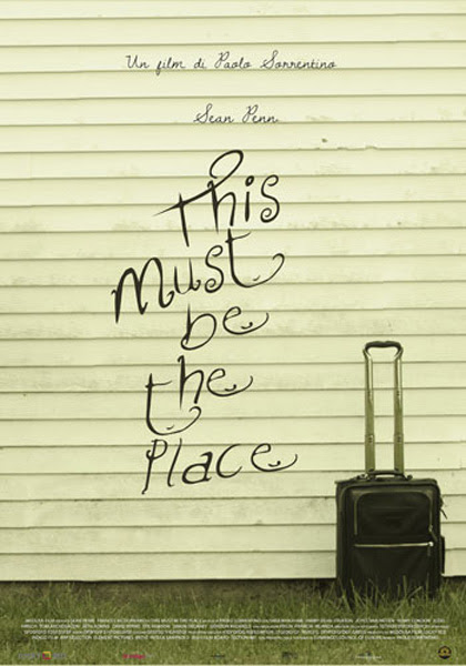 Risultati immagini per this must be the place poster