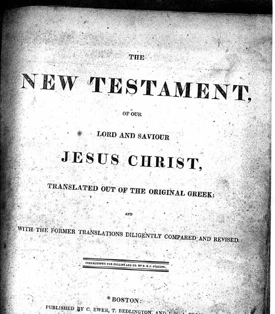 jesus and old testament Chart of where jesus quotes the old testament in the new testament.