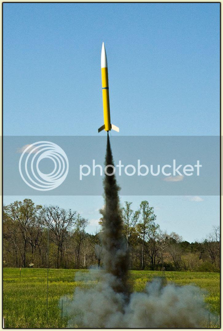 High-power liftoff