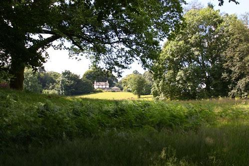 A cottage near Wray Castle