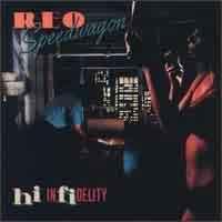 [REO Speedwagon Hi Infidelity Album Cover]