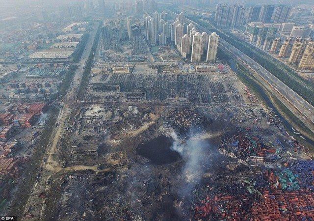 L'ampleur de la dévastation est telle qu'elle doit avoir été un très grand coup en effet.