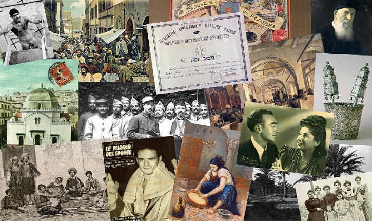 L'Algérie et la disparition des Juifs par Jean-Pierre Lledo