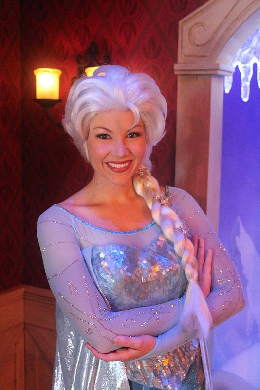 Frozen - Queen Elsa