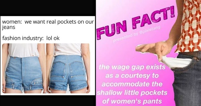 Frustrating And Relatable Memes For Anyone Who Demands Pockets In Their Clothing