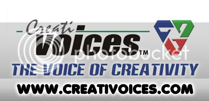 Creativoices logo