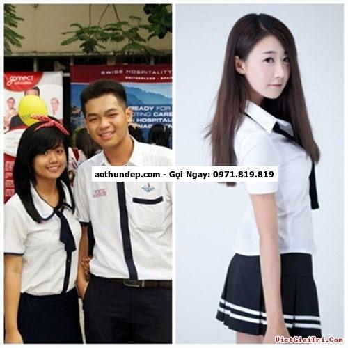 đồng phục học sinh đẹp nhất việt nam