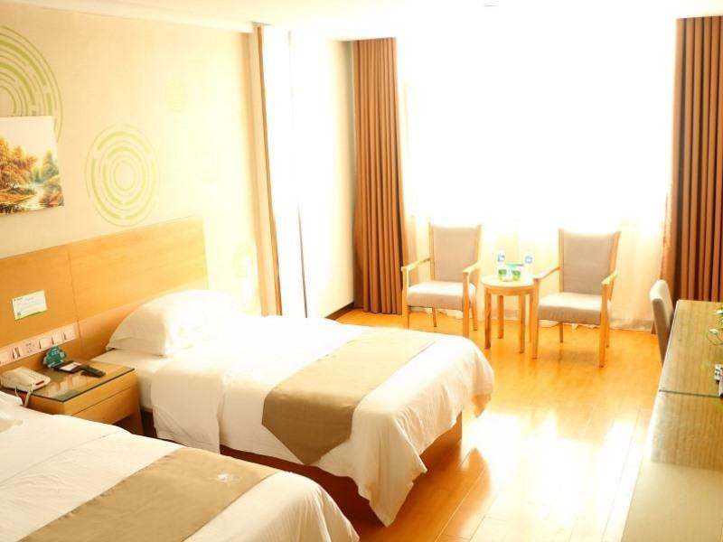 Review GreenTree Inn Anqing Susong County North Longmen Road Express Hotel