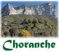 Choranche website