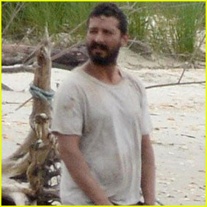 Shia LaBeouf Exposes Himself on Set While Peeing in Ocean