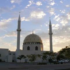 Mosque Arson