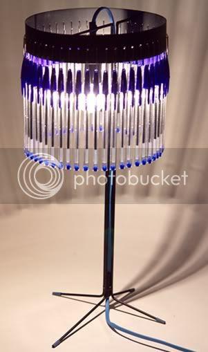 pen lamp